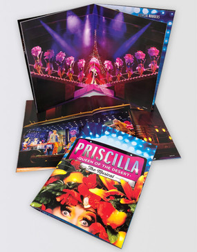 PRISCILLA Souvenir Program