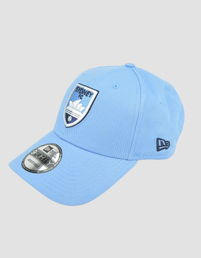 Sydney FC New Era 9FORTY Cap - Sky Blue