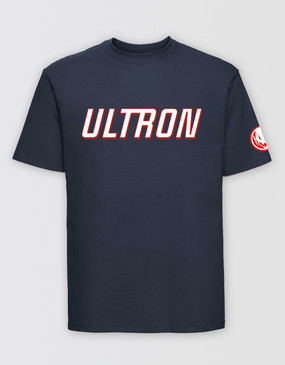 Marvel's Avengers - Adults Ultron Logo T-Shirt