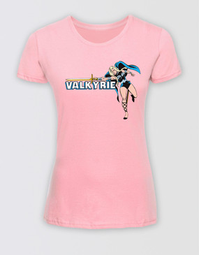 Marvel's Avengers - Adults Fitted Valkyrie T-Shirt