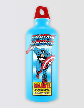 Marvel's Avengers - Captain America Drink Bottle
