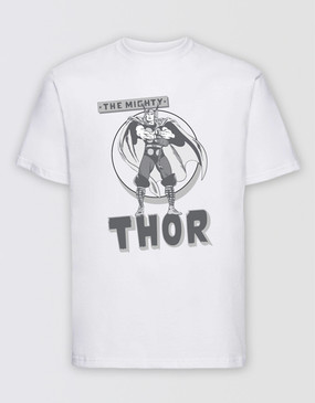 Marvel's Avengers - Adults Thor Logo T-Shirt