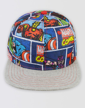 Marvel's Avengers - Marvel Comics Cap