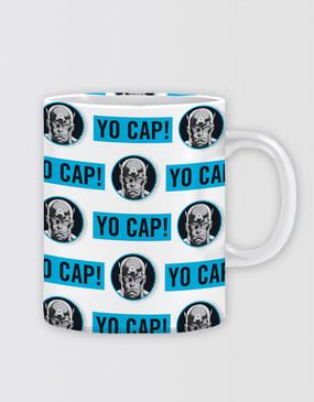 Marvel's Avengers - Yo Cap! Mug