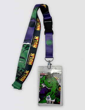 Marvel's Avengers - The Hulk Lanyard