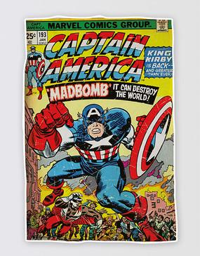Marvel's Avengers - Captain America Tea Towel