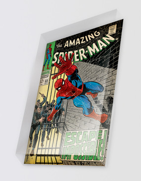 Marvel's Avengers - Amazing Spider-Man Cover Magnet