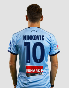 Sydney FC 18/19 Adults Home Jersey - Customised