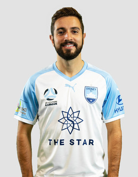 Sydney FC 18/19 Adults Away Jersey