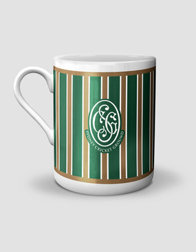 SCG Striped Blazer Coffee Mug