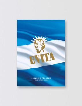 Evita Souvenir Program