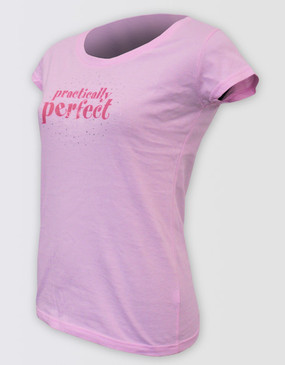 Mary Poppins Practically Perfect Tee - Ladies