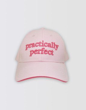 Mary Poppins Practically Perfect Cap