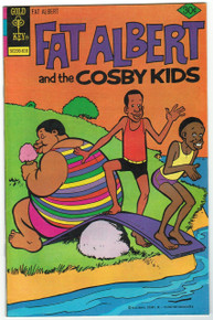 Fat Albert and the Cosby Kids #15 Very Fine/Near Mint
