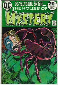 House of Mystery #220 VF