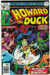 Howard the Duck #10 VF/NM