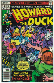 Howard the Duck #18 FN