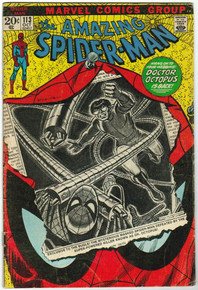 Amazing Spider Man #113 VG Front Cover