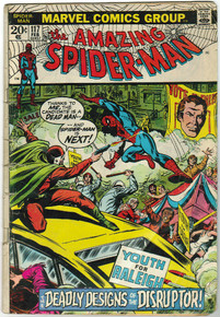 Amazing Spider Man #117 GD Front Cover