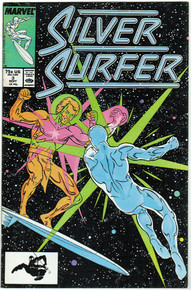 Silver Surfer vol. 3 #3 VF Front Cover