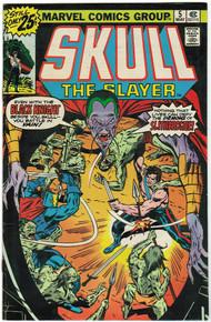 Skull the Slayer #5 VF Front Cover