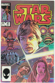 Star Wars #87 VG Front Cover