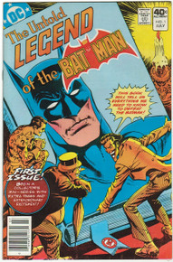 The Untold Legend of the Batman #1 Near Mint