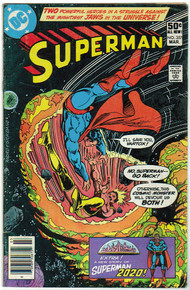 Superman #357 FN Front Cover