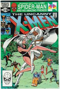 Uncanny X-Men #152 VF Front Cover