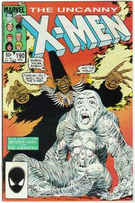 Uncanny X-Men #190 FN Front Cover