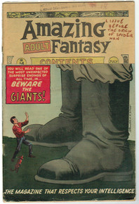 Amazing Adult Fantasy #14 PR Front Cover