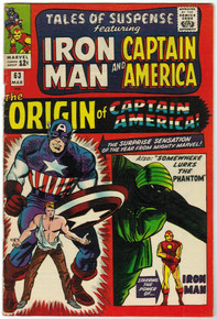 Tales of Suspense #63 FN Front Cover