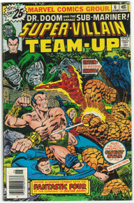 Super-Villain Team-Up #6 Fine