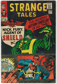 Strange Tales #135 VG Front Cover