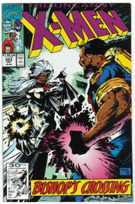 Uncanny X-Men #283 NM Front Cover