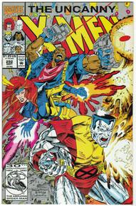 Uncanny X-Men #292 VF Front Cover