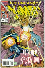 Uncanny X-Men #311 VF Front Cover