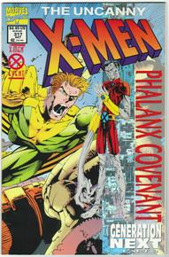 Uncanny X-Men #317 VF Front Cover
