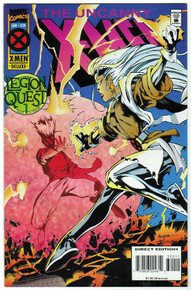 Uncanny X-Men #320 VF Front Cover