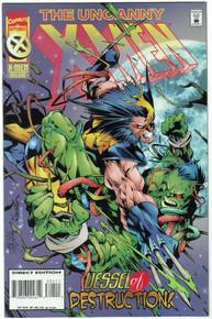 Uncanny X-Men #324 VF/NM Front Cover