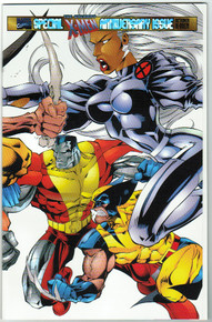 Uncanny X-Men #325 VF/NM Front Cover
