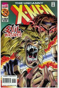 Uncanny X-Men #326 VF/NM Front Cover