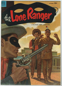 The Lone Ranger #64 VF Front Cover