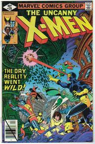 Uncanny X-Men #128 VF/NM Front Cover
