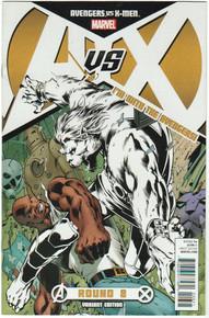 Avengers Vs. X-Men #8 NM Front Cover