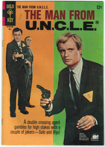 The Man from U.N.C.L.E. #12 Very Fine
