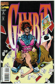 Gambit #2 VF/NM Front Cover