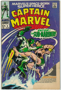 Captain Marvel #3 PR Front Cover