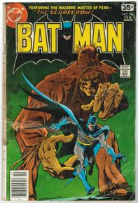 Batman #296 GD Front Cover