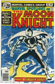 Marvel Spotlight #28 VF Front Cover